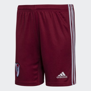 Shorts Uniforme Visitante River Plate