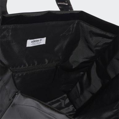 Frauen Originals Shopper Tasche Schwarz