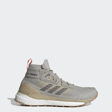 Sapatos de Caminhada TERREX Free Hiker Cinzento TERREX