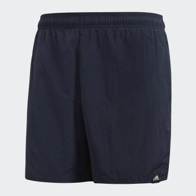Shorts de Natación Solid Azul Hombre Natación