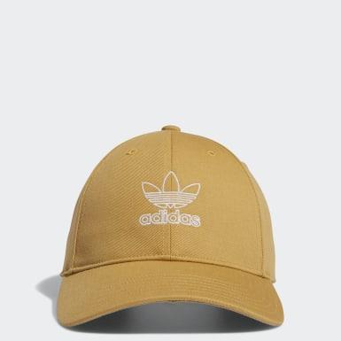 Women's Originals Beige Outline Relaxed Hat