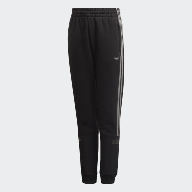 Youth 8-16 Years Originals Black BX-20 Joggers