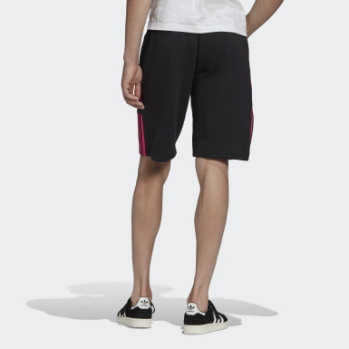 Sweat shorts 3D Trefoil 3-Stripes Nero Uomo Originals