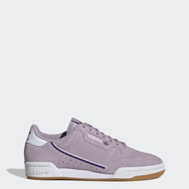 Women's Originals Purple Continental 80 Shoes