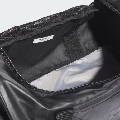 Originals Black Gear Duffel Bag
