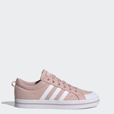 Kvinder Walking Pink Bravada sko