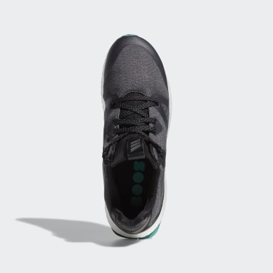 Men's Golf Black Crossknit 3.0 Shoes
