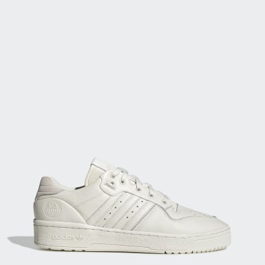 Tenis Rivalry Low Beige Hombre Originals