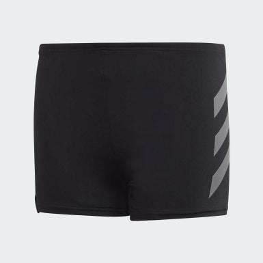 Kluci Plavání černá Plavecké boxerky Performance
