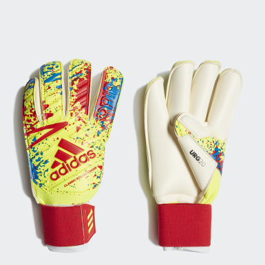 Classic Pro Gun Cut Goalkeeper Gloves