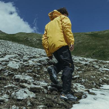 Muži TERREX Siva Obuv Terrex Skychaser LT Mid GORE-TEX Hiking