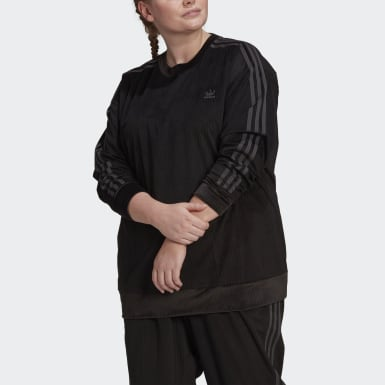 Women's Originals Black Crew Sweater