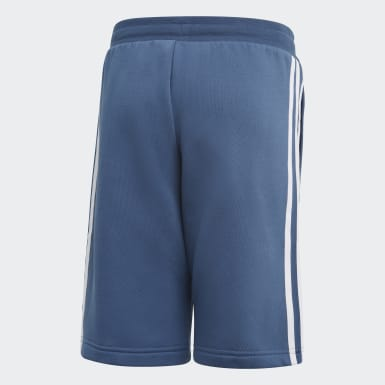 Shorts Felpa Azul Niño Originals