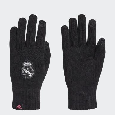 черный Перчатки REAL