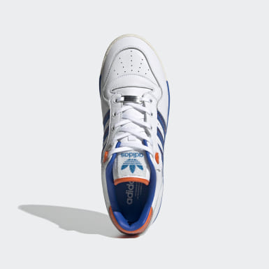Men Originals White Swarovski Rivalry Low Shoes