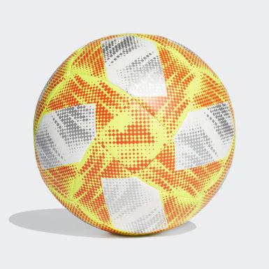 Men Football White Conext 19 Top Capitano Ball
