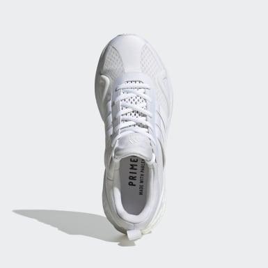 Sapatos SolarGlide Branco Mulher Running