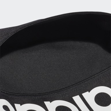 Lifestyle Black Linear Logo Shoebag