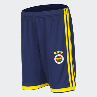 Youth Football Blue Regista 18 Shorts