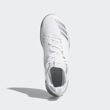 Men's Baseball White Icon Trainer Shoes