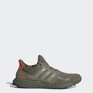 Men's Running Green Ultraboost S&L Shoes