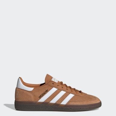 Sapatos Handball Spezial Laranja Mulher Originals