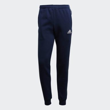 Pantaloni da allenamento Core 18 Blu Uomo Training