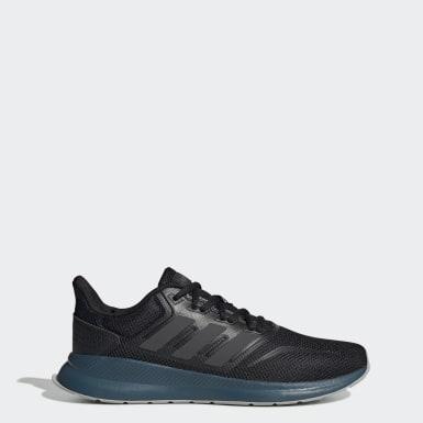 Sapatos Runfalcon Preto Homem Running