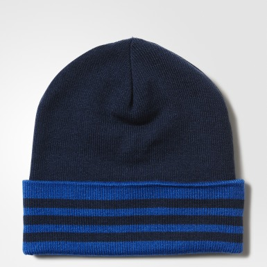 синий Шапка 3-Stripes Perfomance