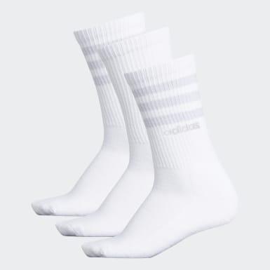 Chaussettes mi-mollet 3-Stripes (lot de 3 paires)