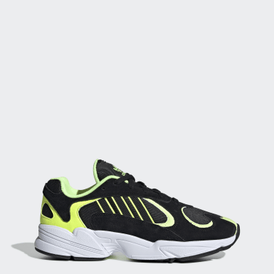 Men's Originals Black Yung-1 Shoes