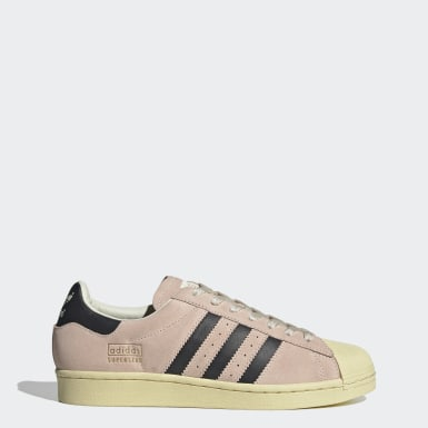 Men's Originals Pink Superstar Shoes