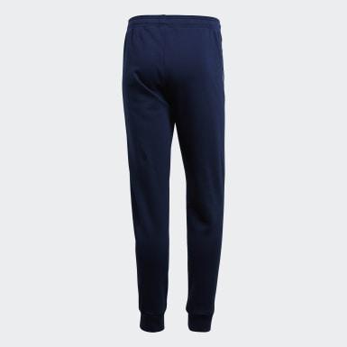 Muži Trénink modrá Sportovní kalhoty Core 18