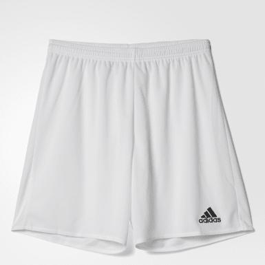 Shorts Parma 16 Blanco Hombre Fútbol