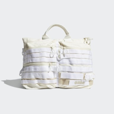 Originals White 032C Duffel Bag