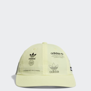 Men's Originals Yellow Stamp Strap-Back Hat