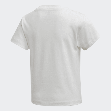 Camiseta Blanco Niño Originals