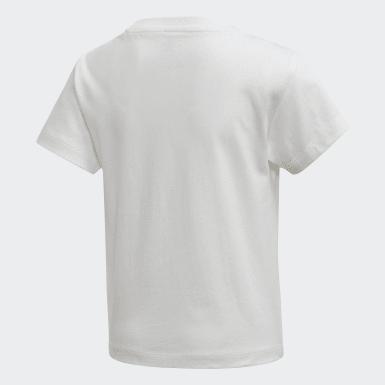 T-shirt blanc Enfants Originals