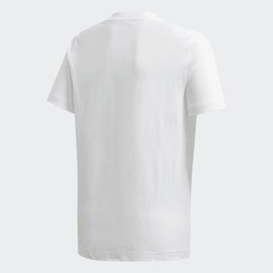 Camiseta Harden Geek Up Blanco Niño Baloncesto