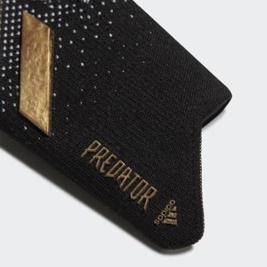 черный Вратарские перчатки Predator 20 Pro