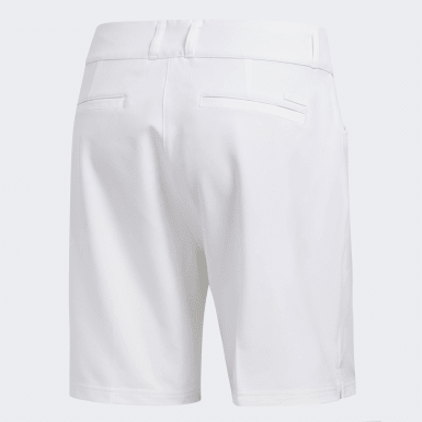 Frauen Golf Ultimate Club 7-Inch Shorts Weiß