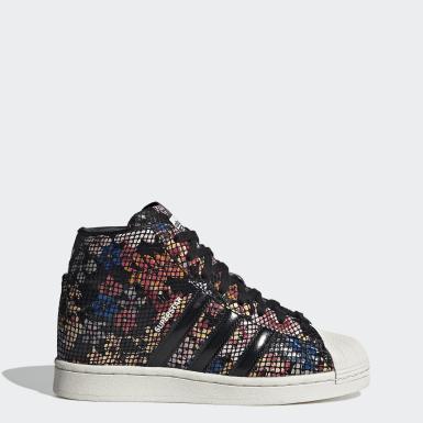 Sapatos Superstar Up Preto Mulher Originals