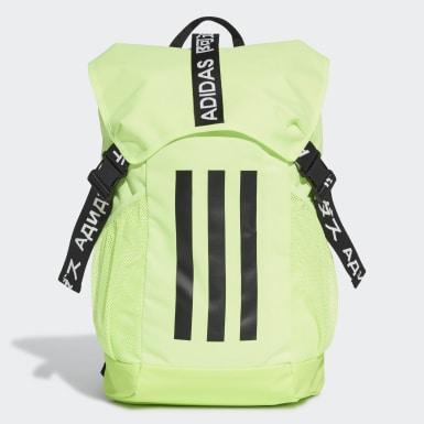 เทรนนิง สีเขียว กระเป๋าสะพายหลัง 4ATHLTS