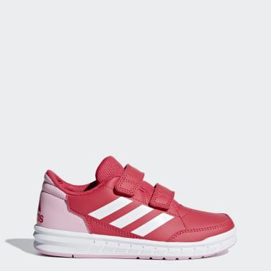 scarpe bambina adidas con strappo