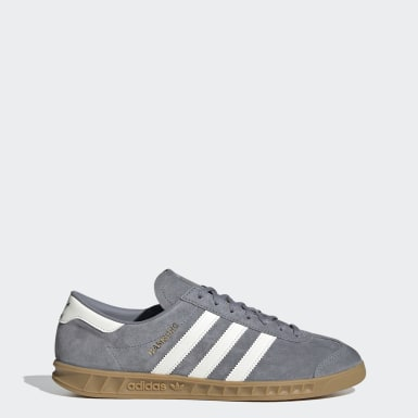 Originals Grey Hamburg Shoes
