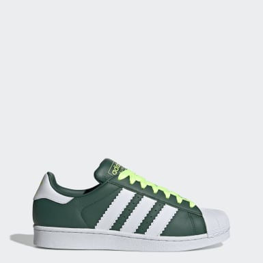 Originals Green Superstar Shoes