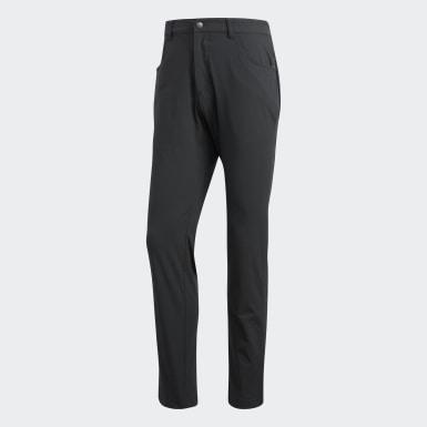 Men Golf Grey Adicross Five-Pocket Trousers