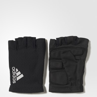 Gants hand.schuh Race Noir Cyclisme