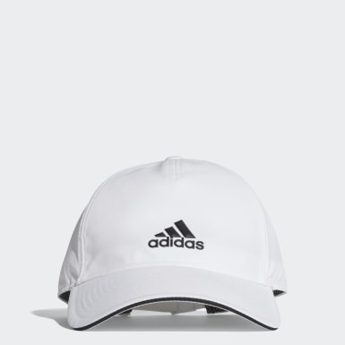 Gorra Climalite C40 Blanco Training