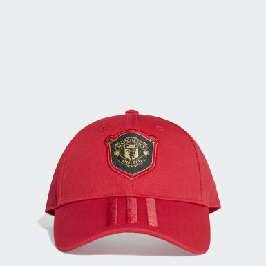 Football Red Manchester United Cap